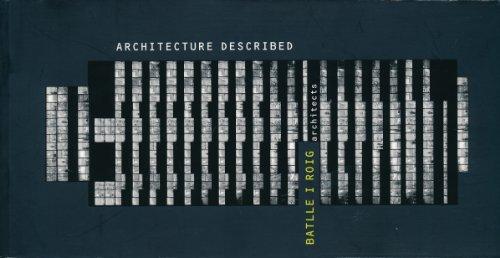 architecture described /anglais