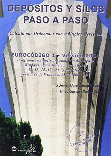 DISEÑO E DEPÓSITOS, SILOS, PISCINAS- 2ª EDICIÓN: GARCIA-BADELL