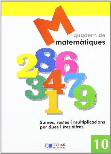 9788495280602: MATEMATIQUES - QUADERN 10