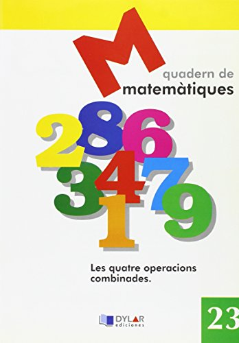 9788495280732: MATEMATIQUES - QUADERN 23