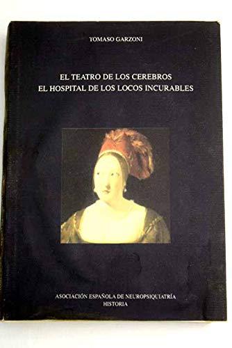 El teatro de los cerebros, el musical: Garzoni, Tomaso