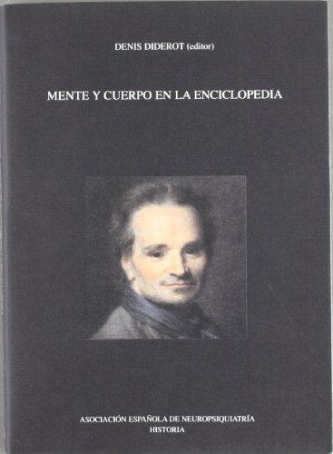 9788495287250: Mente y cuerpo en la enciclopedia