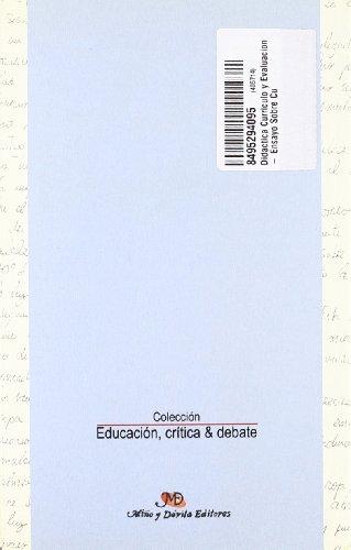 Didactica Curriculo y Evaluacion - Ensayo Sobre: Juan Manuel Alvarez