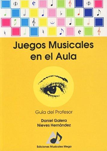 9788495296207: Juegos musicales en el aula