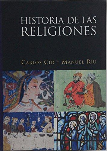 9788495300768: Historia De Las Religiones