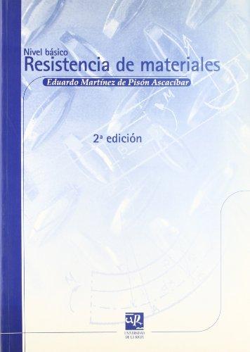 9788495301758: NIVEL BASICO RESISTENCIA DE MATERIALES (2ª ED.)