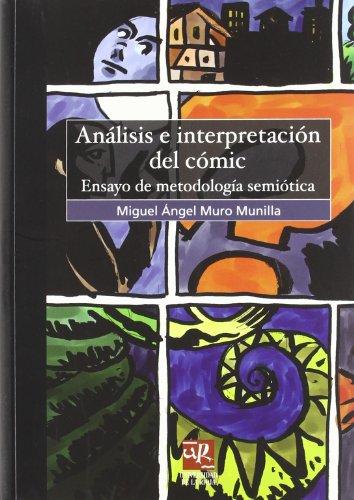 9788495301833: Análisis e interpretación del cómic: Ensayo de metodología semiótica (Biblioteca de Investigación)