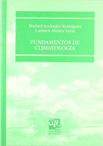 9788495301932: FUNDAMENTOS DE CLIMATOLOGIA
