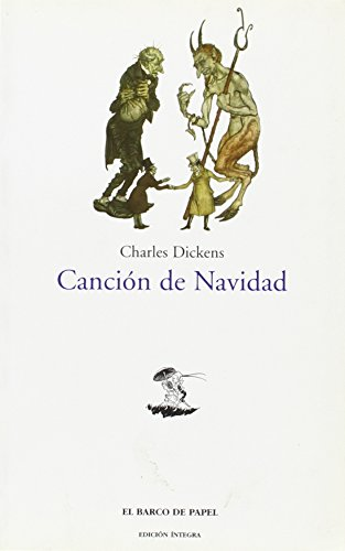 9788495311153: Cancion de Navidad / A Christmas Carol (El barco de papel / The Paper Ship)