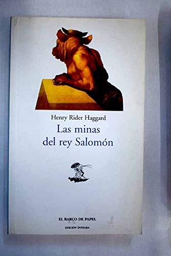 9788495311276: Las Minas Del Rey Salomon / King Salomon's Mines (Clasicos Juveniles) (Spanish Edition)