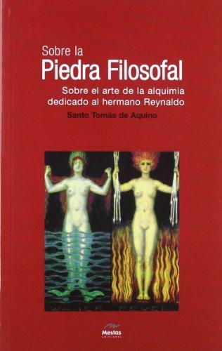 Sobre la piedra Folosofal (Clasicos Esotericos /: Aquino, Santo Tomas
