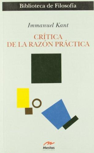 9788495311672: Crítica de la razón práctica (Biblioteca de Filosofía)