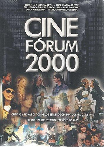 9788495312211: Cine Forum 2000
