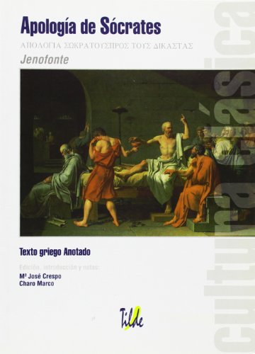 9788495314437: Apología de Sócrates (Cultura Clasica) - 9788495314437