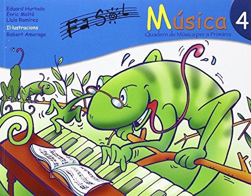 (cat).(08).quad.musica 4t.prim (fa sol): Hurtado Montero, Eduard