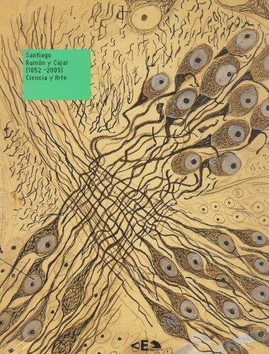 9788495321466: Santiago Ramon y Cajal (1852-2003): Ciencia y Arte - Science and Art