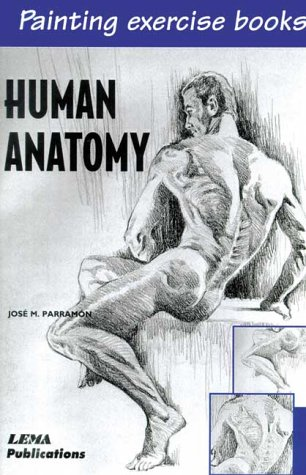 9788495323071: Human Anatomy: A Painting Exercise Book