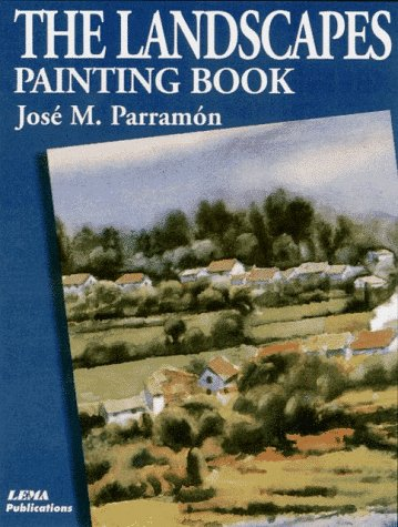 9788495323118: The Landscapes Painting Book