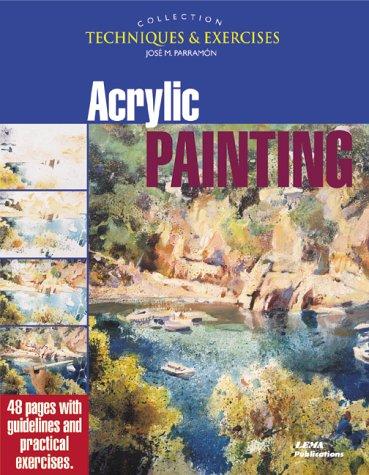 9788495323330: Acrylic Painting
