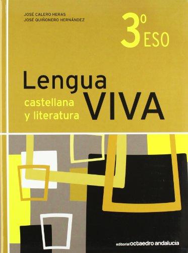 9788495345875: Lengua Viva 3º ESO (Ed. 2011): Lengua castellana y Literatura - 9788495345875