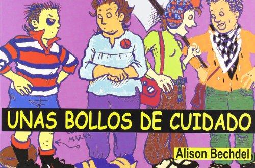 9788495346520: Unas Bollos De Cuidado (Comic)