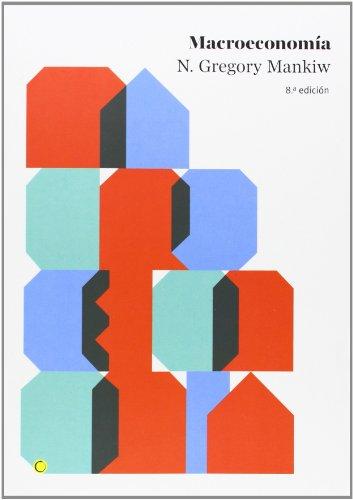 MACROECONOMIA: N. Gregory Mankiw