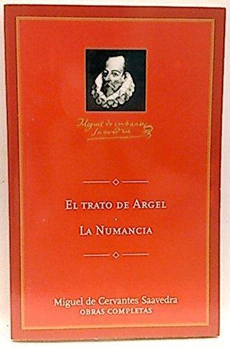 9788495349316: El Trato De Argel. La Numancia