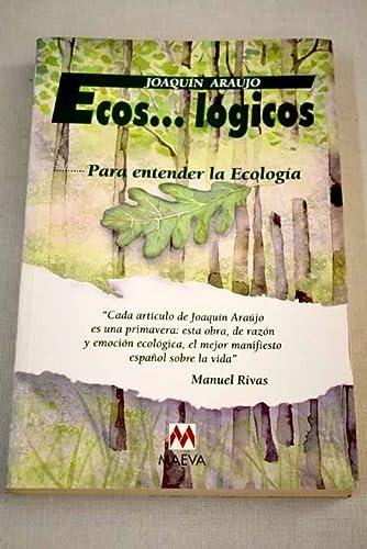 Resumen del libro de Joaquín Araújo