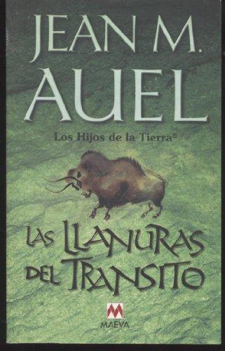 9788495354686: Las Llanuras Del Transito (Bolsillo) (Los Hijos De La Tierra, 4)