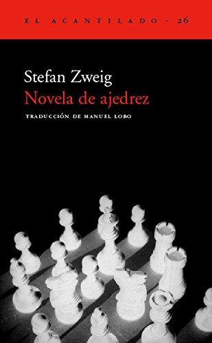 9788495359155: Novela de ajedrez (El Acantilado)