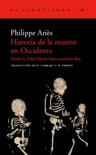 9788495359179: Historia de la muerte de Occidente (El Acantilado)