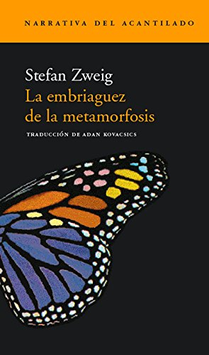 9788495359292: La Embriaguez de La Metamorfosis (Spanish Edition)