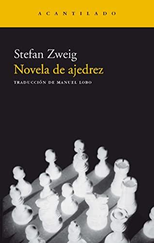 9788495359452: Novela De Ajedrez (Narrativa del Acantilado)