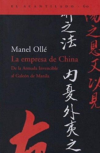 9788495359858: La empresa de China (El Acantilado)