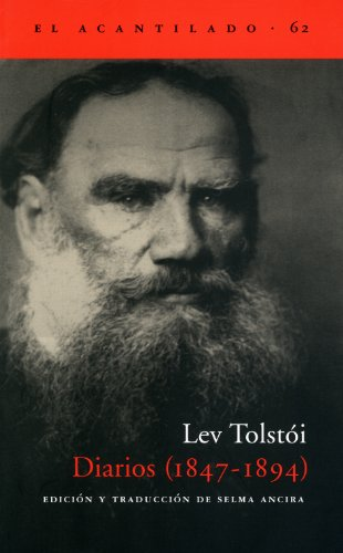 9788495359919: Diarios 1847-1894 (Spanish Edition)