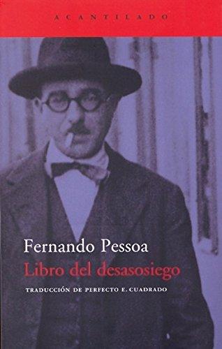 9788495359988: Libro del desasosiego (El Acantilado)