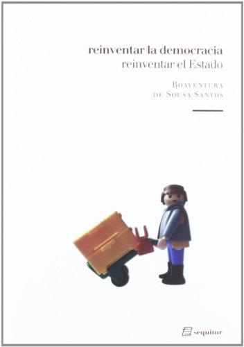 9788495363527: Reinventar Democracia Reinventar (Libros Del Ciudadano)