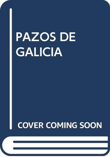 9788495364036: Pazos de Galicia