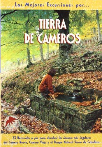 9788495368201: Tierra de Cameros (Las Mejores Excursiones Por...)
