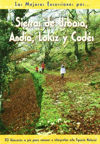 9788495368409: Sierras de Urbasa, Andía, Lokiz y Codés