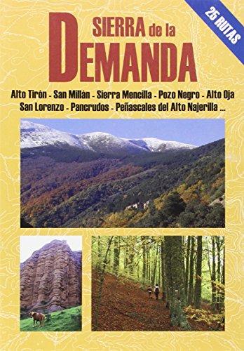 9788495368782: Sierra de la Demanda