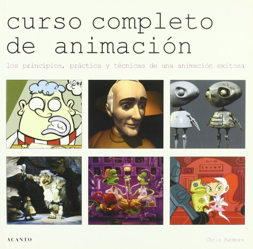 9788495376480: Curso Completo de Animacion (Spanish Edition)