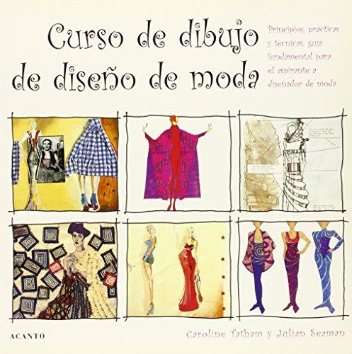 9788495376510: Curso de dibujo de diseño de moda (Joyeria Y Moda)