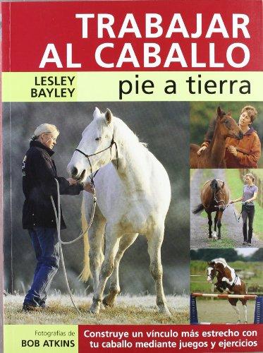TRABAJAR AL CABALLO PIE A TIERRA - BAYLEY, LESLEY