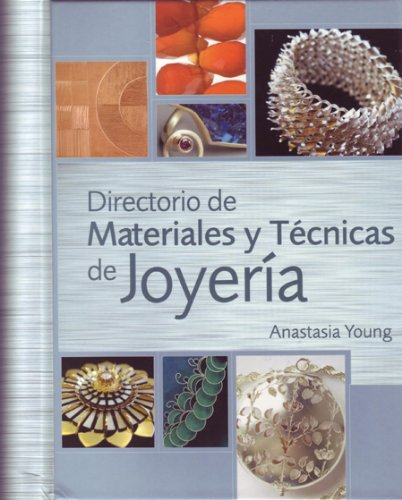 9788495376886: Directorio de materiales y técnicas de joyería (Directorios)