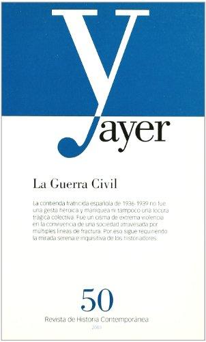 9788495379696: La Guerra Civil (Spanish Edition)
