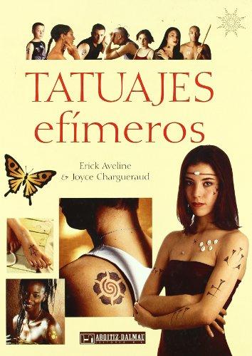 9788495390530: Tatuajes efimeros