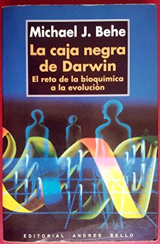 La Caja Negra de Darwin (Spanish Edition) (8495407027) by Michael J. Behe