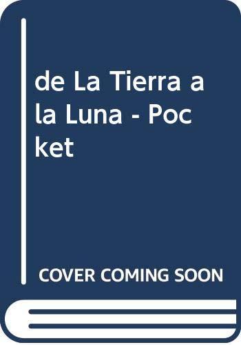 9788495407887: de La Tierra a la Luna - Pocket