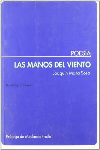 9788495408129: Manos Del Viento (NARRATIVA)
